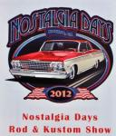 Nostalgia Days Rod & Kustom Show0