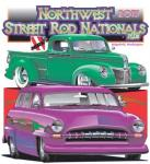 NSRA Northwest Street Rod Nationals Plus 0