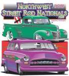 NSRA Northwest Street Rod Nationals Plus 0