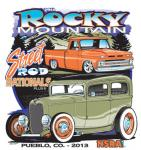 NSRA Rocky Mountain Street Rod Nationals June 21-23, 20130