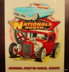 NSRA Street Rod Nationals North Plus0