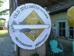 OLD  STILLWATER GARAGE BRAKE-FAST RUN0