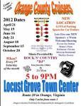 Orange County Cruisers Locust Grove Cruise-In0