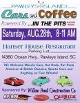 PAWLEY'S ISLAND CARS, COFFEE, AND CROISSANTS0