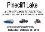 Pinecliff Lake Autumn Lights Festival Car Show0