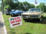 Pioneer Valley GTO Club Car Show0