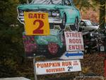 Pumpkin run at Flemings Junkyard0