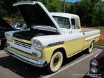 Quinnipiac Memorial Weekend Car Show0