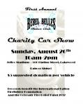 Rebel Belles First Annual Charity Car Show0