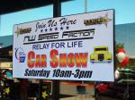 Relay for Life Benefit Car Show For The American Cancer Society0