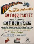 Richard Conklin's Wild Wednesday Hot Rod Party0