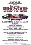Ringwood Chamber of Commerce 2nd Annual Car Show0