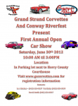 Riverfest 1st Annual Open Car Show 0