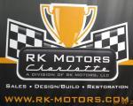 RK Motors Classic Car Showroom0