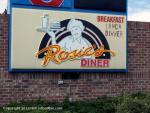 Rosie's Diner Annual Car & Bike Shows July 28, 20120