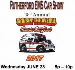 Rutherford EMS Car Show - Cruise the Avenue0