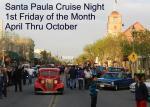 Santa Paula Cruise Night0