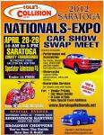 Saratoga Nationals Car and Motorcycle-Expo0