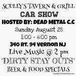 Scully's Tavern 7 Grill Car Show1