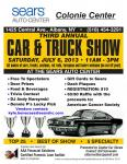 Sears 3rd Annual Car and Truck Show0