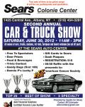 Sears Auto Center Second Annual Car and Truck Show0