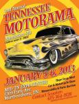 Second Annual Tennessee Motorama0