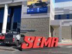 SEMA 2019 Setup Monday 1