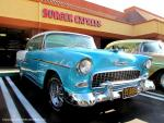 Simi Valley Wednesday Night Cruise at Burger Express0