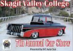 Skagit Valley College 7th Annual Car Show0