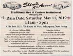 Slims 5th Invitational Rod and Custom0