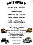 Smithfield Friday Night Cruz-In May 31, 20130