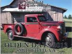 Smithfield Olden Days0