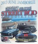 Southern Delaware Street Rod Association 2013 June Jamboree0