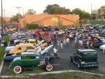STARS & CARS…with Paul LeMat …OLIVE GARDEN TUESDAY CRUISE NITE0