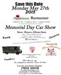 Street Rodders For Life Memorial Day Charity Car Show 0