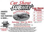 Subway Car Show0