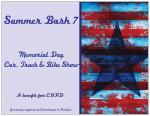 Summer Bash 7 Memorial Day Car, Truck and Bike Show0