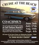 Summer Beach Cruise Car Shows0