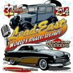 Sunday at the 32nd Annual Lead East Worlds Biggest 50s Party0