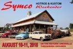 Symco Hotrod & Kustom Weekender0