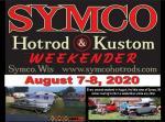 SYMCO Hotrod & Kustom Weekender1