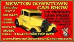 The 11th Annual Downtown Newton Car Show0