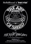 The Art of Speed III Hot Rod & Kustom Culture Art Show0