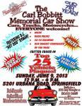 The Carl Bobbitt Memorial Car Show0