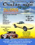 The Coachmen Cruise Night at Islands Burgers0