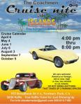The Coachmen Cruise Night at the Islands June 1, 20130