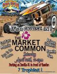 The Market Commons Car Show0