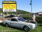 The Wanderers Car Club SATURDAY NIGHT CRUISE At CHATTERBOX DRIVE IN0