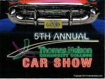 Thomas Nelson Community College 5th Annual Car Show0