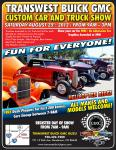 Transwest Buick GMC Car & Truck Show0